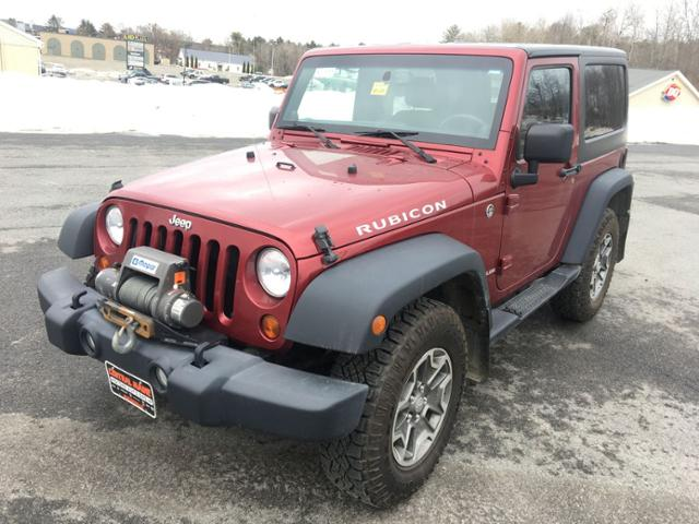 Pre-Owned 2013 Jeep Wrangler 4WD 2dr Rubicon