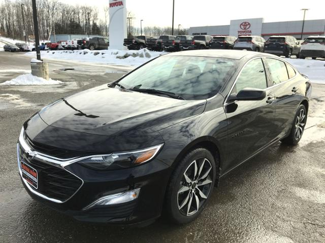 New 2020 Chevrolet Malibu 4dr Sdn RS