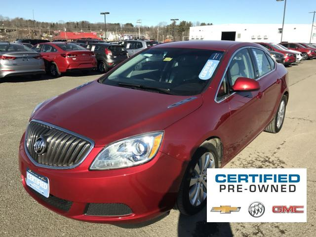 Certified Pre-Owned 2016 Buick Verano 4dr Sdn w/1SD