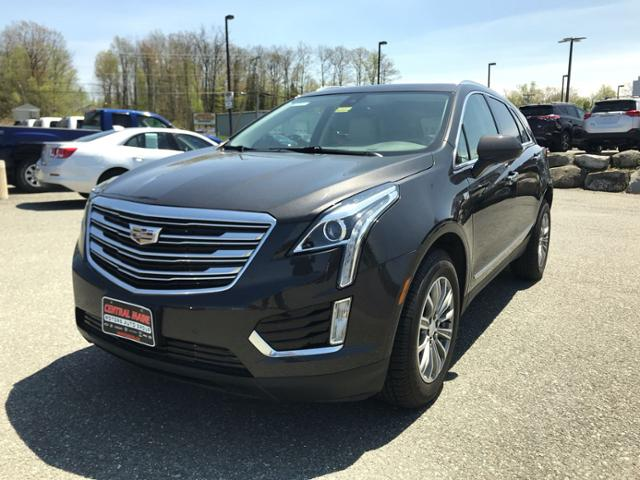 Pre-Owned 2017 Cadillac XT5 AWD 4dr Luxury