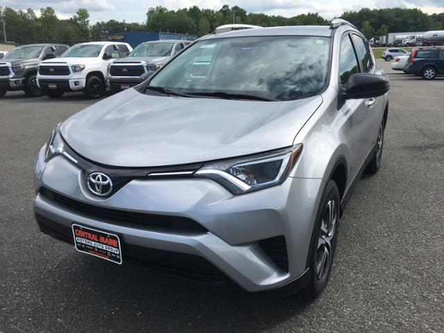 Central Maine Motors >> Pre Owned 2016 Toyota Rav4 Awd 4dr Le Awd