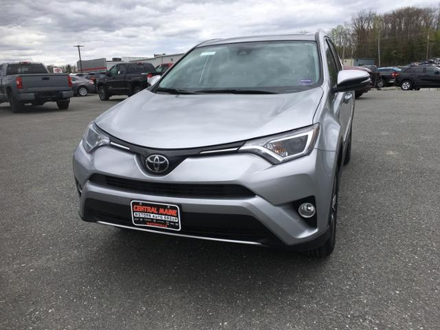 Pre-Owned 2018 Toyota RAV4 XLE AWD
