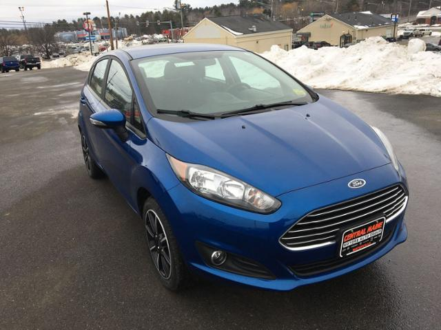 Pre-Owned 2018 Ford Fiesta SE Hatch