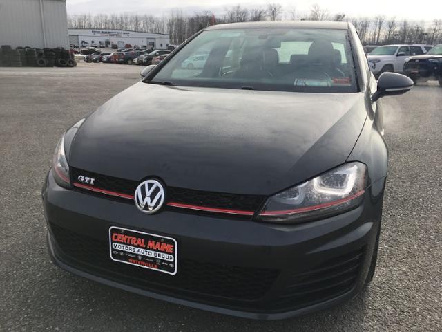 Pre Owned 2015 Volkswagen Golf Gti 4dr Hb Dsg Autobahn 4dr Car In