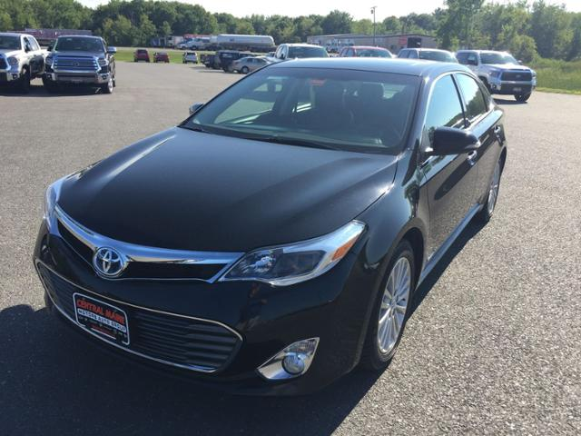 Pre Owned 2015 Toyota Avalon Hybrid 4dr Sdn XLE Touring