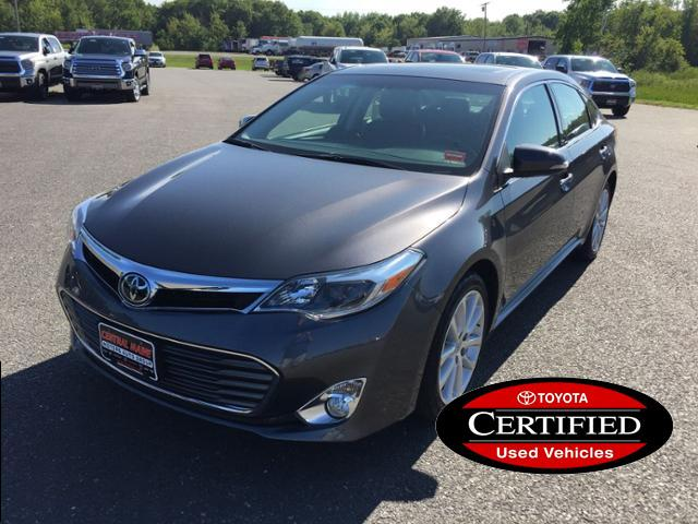 Pre Owned 2015 Toyota Avalon 4dr Sdn Limited