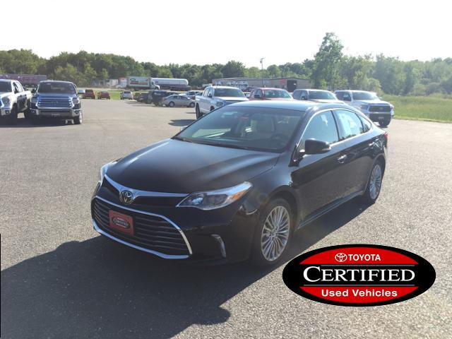 Pre Owned 2016 Toyota Avalon 4dr Sdn Limited