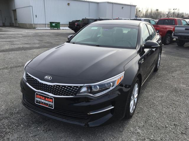 Pre Owned 2017 Kia Optima Ex Auto