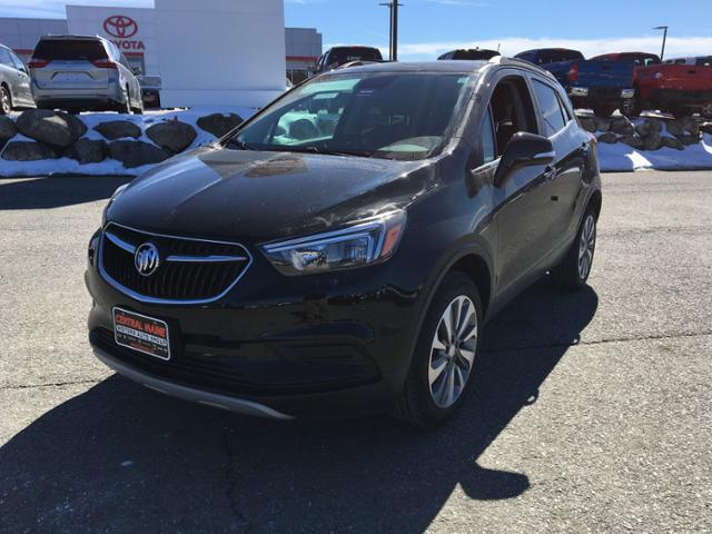 Central Maine Motors >> New 2019 Buick Encore Awd 4dr Preferred Sport Utility In Waterville