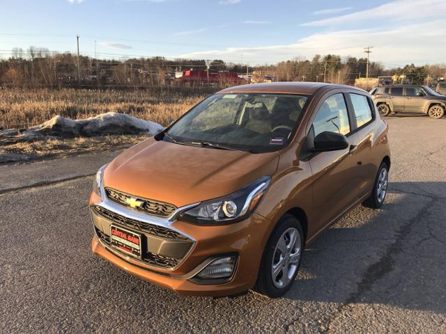 Central Maine Motors >> New 2020 Chevrolet Spark 4dr Hb Cvt Ls Fwd 4dr Car