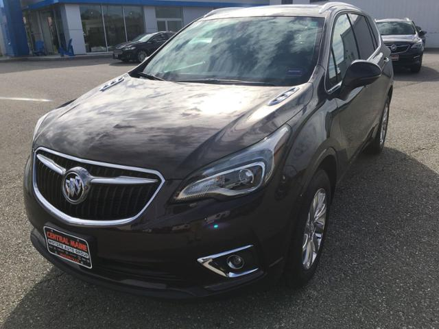 New 2020 Buick Envision AWD 4dr Essence