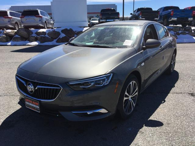 New 2019 Buick Regal Sportback 4dr Sdn Essence FWD