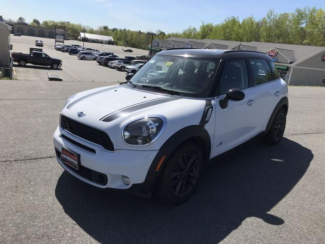 Pre-Owned 2014 MINI Cooper Countryman ALL4 4dr S