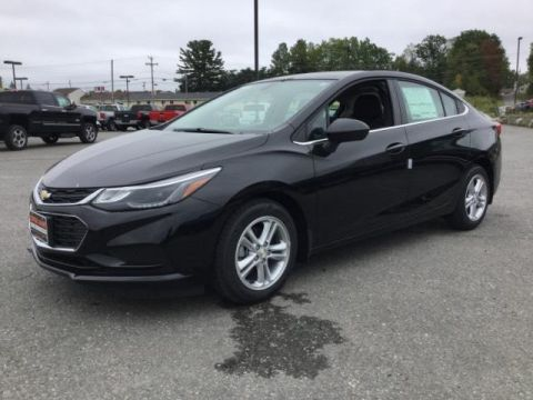 New Chevrolet Cruze In Waterville Central Maine Motors