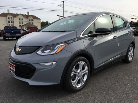 New 2019 Chevrolet Bolt EV 5dr Wgn LT