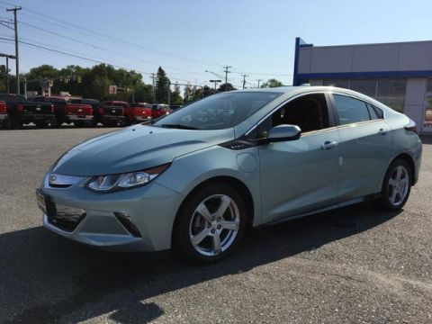 New 2018 Chevrolet Volt 5dr HB LT