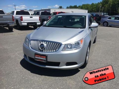 Used Buick & Chevy Inventory | Used Car Sales near Lewiston, ME