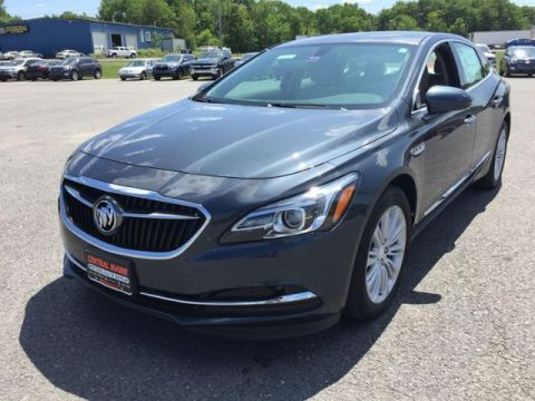 New 2019 Buick LaCrosse 4dr Sdn Essence FWD