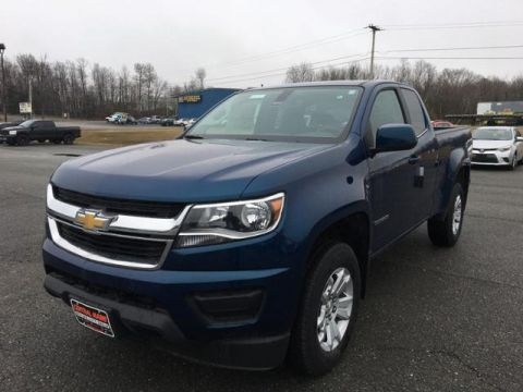 New 2019 Chevrolet Colorado 4WD Ext Cab 128.3 LT