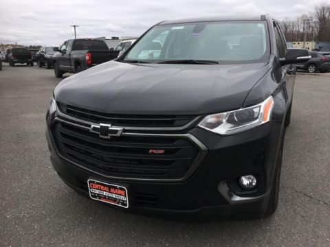 Pre-Owned 2019 Chevrolet Traverse AWD 4dr RS w/2LT