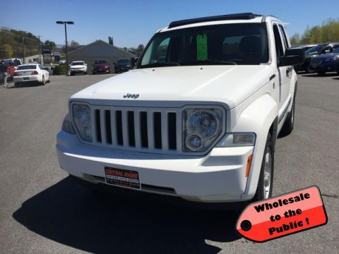 Pre-Owned 2010 Jeep Liberty 4WD 4dr Sport
