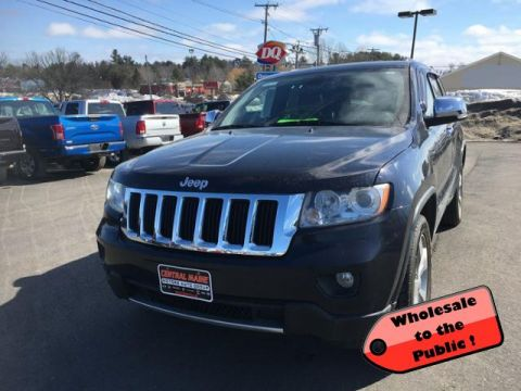 Pre-Owned 2011 Jeep Grand Cherokee 4WD 4dr Limited