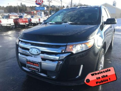 Pre-Owned 2013 Ford Edge 4dr Limited AWD