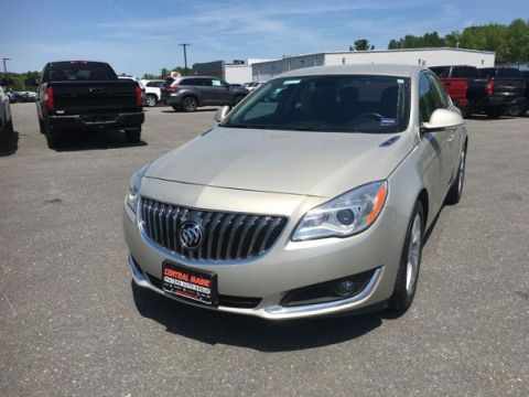 Pre-Owned 2016 Buick Regal 4dr Sdn Turbo AWD