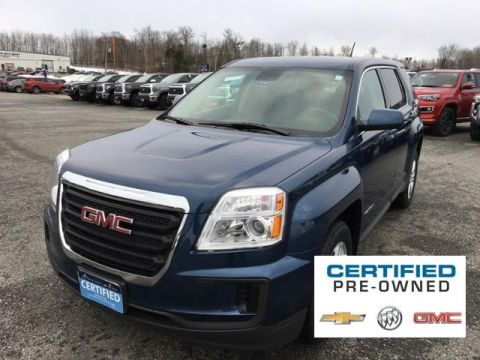 Certified Pre-Owned 2016 GMC Terrain AWD 4dr SLE w/SLE-1