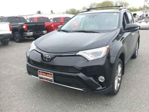 Pre-Owned 2016 Toyota RAV4 AWD 4dr Limited