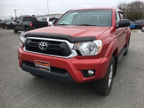 Pre-Owned 2013 Toyota Tacoma 4WD Double Cab V6 AT