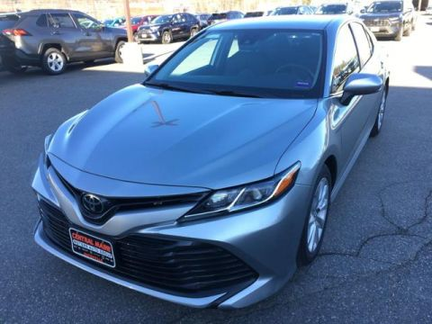 Pre-Owned 2019 Toyota Camry LE Auto