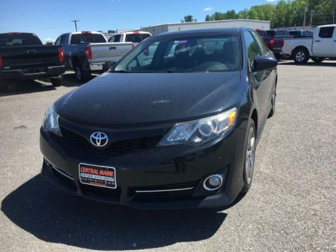 Pre-Owned 2012 Toyota Camry 4dr Sdn V6 Auto SE