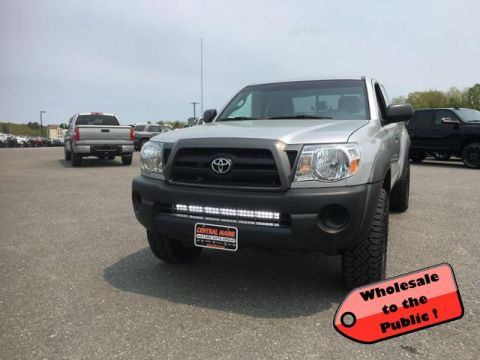 Pre-Owned 2006 Toyota Tacoma Access 128 V6 Manual 4WD