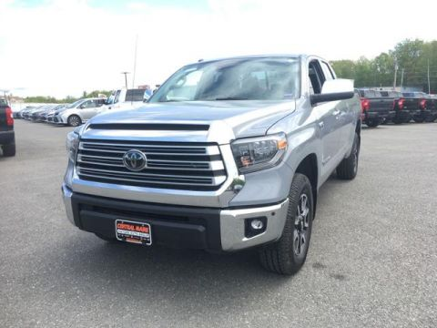 Pre-Owned 2018 Toyota Tundra 4WD Limited Double Cab 6.5' Bed 5.7L