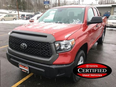 Pre-Owned 2019 Toyota Tundra SR Double Cab 6.5' Bed 4.6L