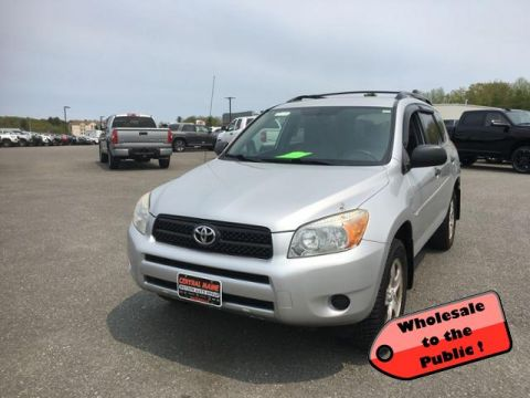 Pre-Owned 2007 Toyota RAV4 4WD 4dr 4-cyl