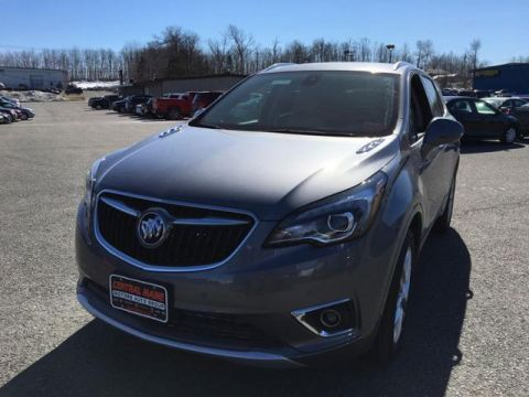 New 2019 Buick Envision AWD 4dr Premium