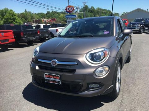 Pre-Owned 2016 FIAT 500X AWD 4dr Lounge